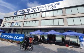 Trung tâm tiêm chủng ở Nghệ An dừng hoạt động vì ca mắc COVID-19 từng đưa con đến tiêm