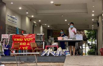 1 nhân viên Bệnh viện Bệnh nhiệt đới TPHCM đã không tầm soát COVID-19 tại Ehome 3