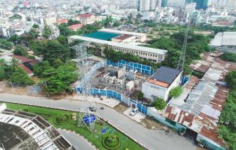 """EVNHCMC hoàn thành công trình """"Cải tạo đường dây 110kV Phú Lâm - Phú Định"""""""