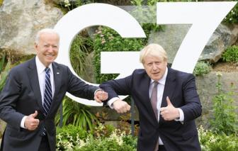 G7 đánh dấu sự trở lại của Mỹ, kỳ vọng từ những tuyên bố chống đại dịch