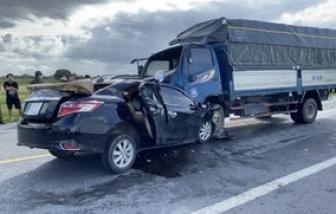 Xác định nguyên nhân vụ tai nạn tại Hưng Yên khiến 3 người tử vong