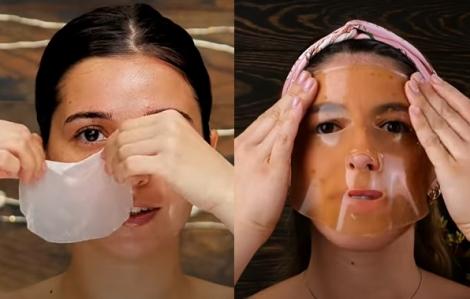 Clip: Mặt nạ dưỡng da dầu, xóa nếp nhăn tại nhà