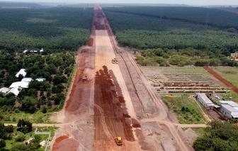 Khánh Hòa cầu cứu Quốc hội vì thiếu đất đắp đường cao tốc Bắc - Nam