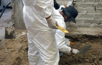 Phát hiện hàng ngàn mảnh xương tại nhà nghi phạm giết người hàng loạt ở Mexico