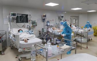 Số ca mắc COVID-19 tại Bệnh viện Bệnh nhiệt đới tăng lên 60 nhân viên y tế