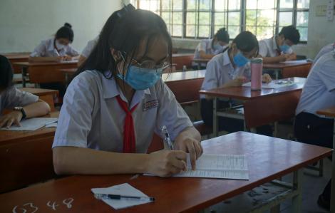 13.000 thí sinh Đà Nẵng bước vào kỳ thi lớp 10 an tâm vì đã xét nghiệm SARS-CoV-2