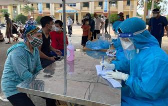 Bắc Ninh yêu cầu công nhân đi làm phải có kết quả âm tính trong vòng 72g