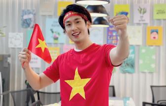 Nghệ sĩ chúc mừng bóng đá Việt lập kỳ tích