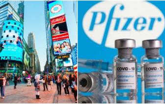 Gần 900 người Mỹ bị tiêm vắc xin Pfizer quá hạn