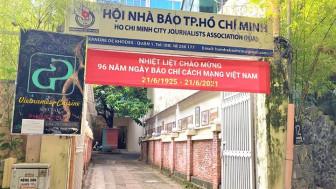 Hội Nhà báo TPHCM xin phép không nhận hoa chúc mừng ngày Báo chí Cách Mạng Việt Nam