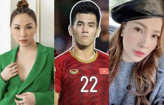 Người mẫu Quỳnh Thư - bạn gái hơn 8 tuổi của cầu thủ Tiến Linh