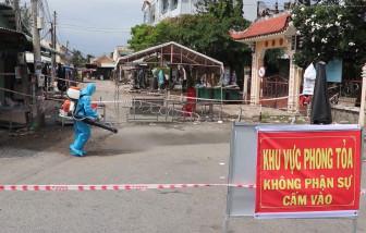 Tiền Giang thêm 9 ca nhiễm mới trong cộng đồng