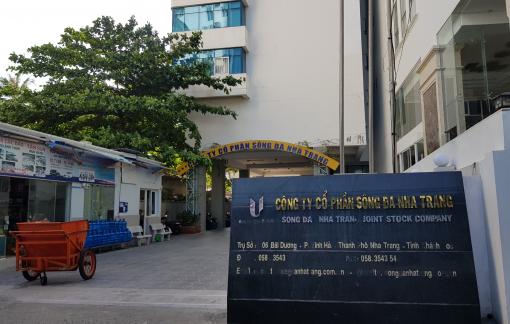 Đề nghị công an điều tra việc chủ đầu tư không bàn giao phí bảo trì chung cư Sông Đà Nha Trang