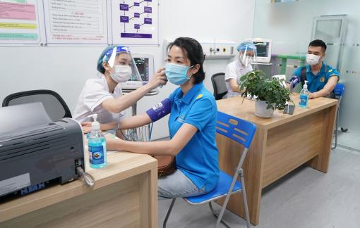 Doanh nghiệp sẵn sàng lo kinh phí mua vắc xin cho người lao động