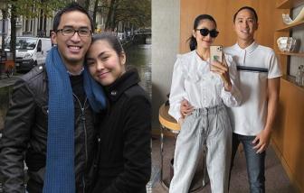 Thời trang đồng điệu của Hà Tăng và chồng sau 12 năm bên nhau