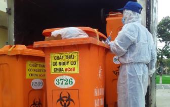Quá tải rác thải y tế do dịch COVID-19