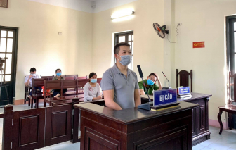 Bị phạt 24 tháng tù vì đánh công an tại chốt kiểm dịch