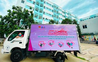"""Tối nay (18/6), """"Chuyến xe yêu thương"""" sẽ chở thực phẩm từ Lâm Đồng về TPHCM"""
