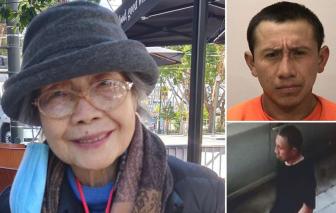 Cụ bà gốc Á 94 tuổi bị đâm nhiều nhát tại Mỹ