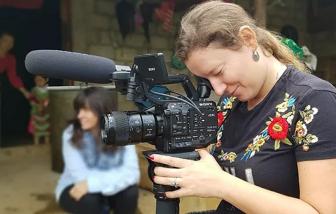 Nữ đạo diễn trẻ người Ý nuôi ước mơ về dòng phim tư liệu chính luận ở Việt Nam