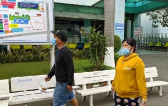 Một điều dưỡng tại Bệnh viện Trưng Vương dương tính với SARS-CoV-2