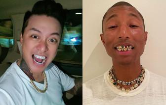 Ca sĩ Việt chi nửa tỷ đính trang sức cho răng sứ