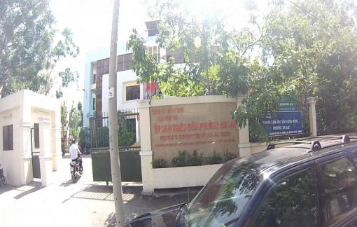 Phong tỏa UBND phường An Lạc, quận Bình Tân do có ca nghi nhiễm COVID-19