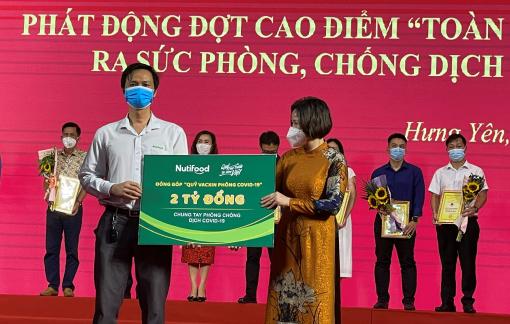 """Quỹ Phát triển Tài năng Việt """"Bắc tiến"""" chung tay phòng, chống COVID-19"""