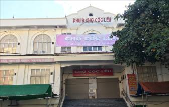 Lào Cai: Một thanh niên dương tính với SARS-CoV-2, liên quan ca mắc ở chợ Cốc Lếu