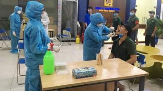 Một người làm việc ở chợ Bình Điền dương tính với SARS-CoV-2