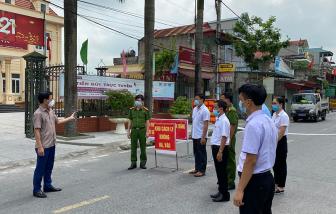 Nam Định: Nữ công nhân về từ Bắc Giang dương tính với SARS-CoV-2 sau 4 lần xét nghiệm