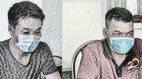 """Cao Bằng: Bắt 2 thanh niên đưa 8 người Trung Quốc nhập cảnh """"chui"""""""