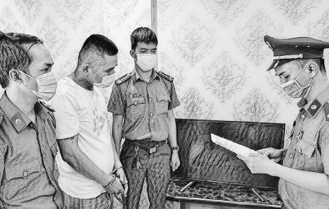 Đà Nẵng bắt tạm giam một người Trung Quốc ở lại Việt Nam trái phép