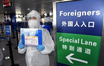 Hộ chiếu của 31 du khách Hàn Quốc đến Trung Quốc bị đốt vì nhầm là rác