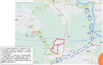 Lộ trình thay thế khu vực phong tỏa ở huyện Hóc Môn
