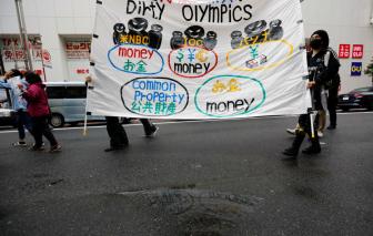 Olympic Tokyo hủy bỏ tất cả hoạt động xem trực tiếp