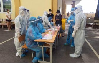 Trưa 20/6: 130 người mắc COVID-19 trong nước, Bắc Giang nhiều nhất với 53 ca