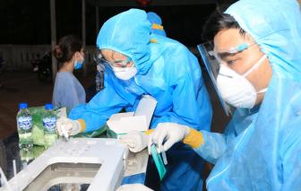 Nghệ An bước vào chiến dịch test nhanh COVID-19 cho người dân