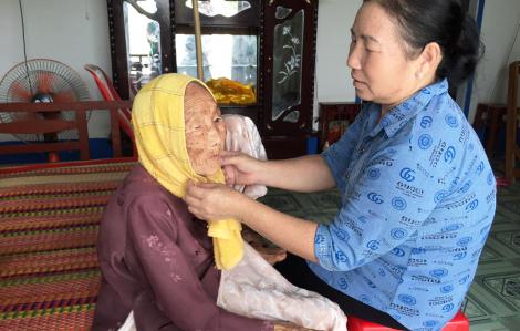 Bà mẹ Cù Lao Dung