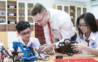 Asian School tiếp tục đầu tư cơ sở vật chất cho năm học mới