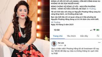 Công an TPHCM điều tra vụ bà Nguyễn Phương Hằng tố cáo nhiều trang mạng vu khống, làm nhục