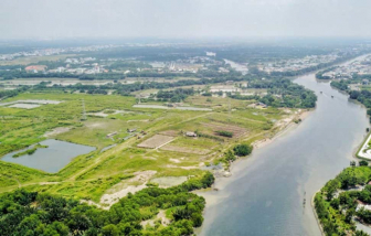 Khởi tố 4 bị can trong vụ án 32ha đất ở Phước Kiển