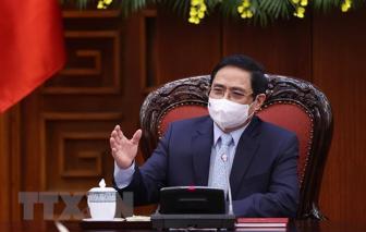 Thủ tướng Phạm Minh Chính: Kết quả đạt được trong phòng, chống dịch là rất tích cực