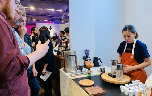 Ước mơ mang cà phê Việt đến New York