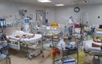 Có 660 bệnh nhân COVID-19 từ 1-3 lần âm tính với SARS-CoV-2.