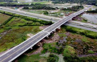 Dự án BOT gần 1.000 tỷ đồng nối cao tốc sắp thông xe