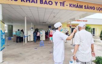 Một phụ nữ ở Tiền Giang sang Vĩnh Long khám bệnh, dương tính với SARS-CoV-2