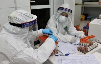 Một thợ cắt tóc ở Hưng Yên dương tính với SARS-CoV-2