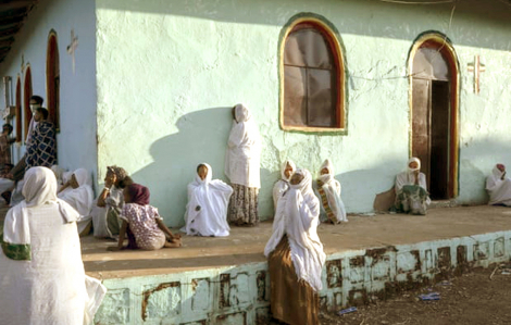 Bạo lực tình dục trong xung đột ở Ethiopia