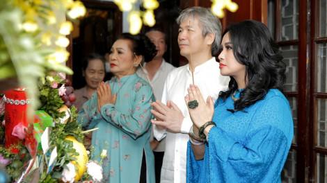 Hành trình từ yêu đến lễ dạm ngõ của ca sĩ Thanh Lam ở tuổi U60
